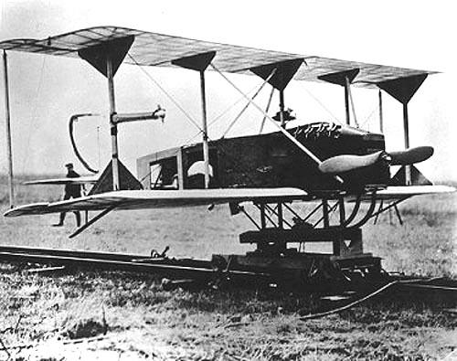 hewitt-sperry-avión-automático-historia-de-los-drones